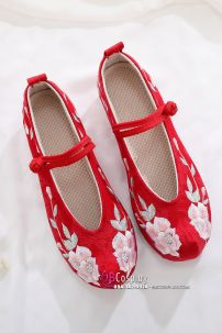 Giày Thêu Hán Phục 5