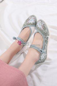 Giày Thêu Hán Phục 12