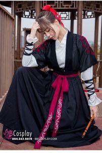 Hán Phục Nữ Hiệp Khách