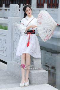 Hán Phục Cách Tân Vân Lưu Tuyết