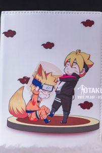 Sổ Tay Anime Naruto - Naruto Màu Trắng
