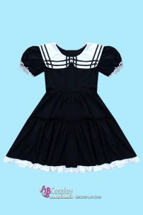 Đầm Lolita Đen Mẫu Mới