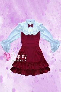 Đầm Noel Lolita - Váy Cô Bé Bán Diêm