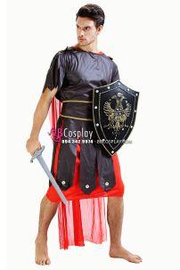 Trang Phục Nam Chiến Binh La Mã