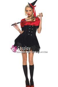 Trang Phục Phù Thủy Halloween Size XS