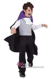 Trang Phục Dracula Trẻ Em
