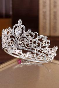 Vương Miện Nữ Hoàng Size Nhỏ