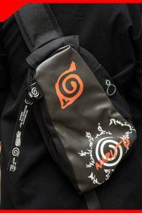 Túi Đeo Chéo Naruto Phong Ấn Cửu Vĩ