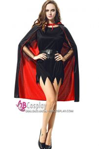 Choàng Lửng (90cm) - Vampire Cloak