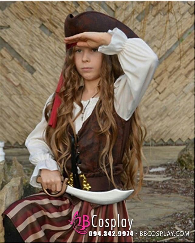 Đồ Hải Tặc Cho Bé