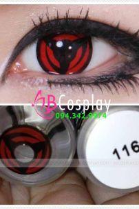 Lens Cosplay - Kakashi Sharingan