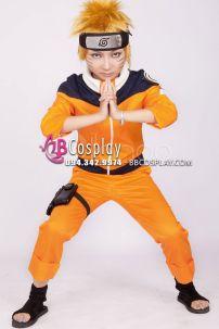 Đồ Naruto Cosplay Cực Chuẩn Cho Bé