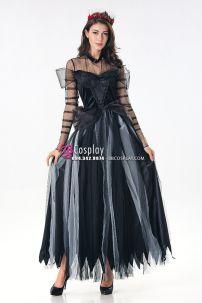 Trang Phục Nữ Hoàng Bóng Tối - Dark Queen