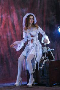 Trang Phục Cô Dâu Quỷ Hóa Trang Halloween