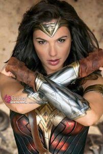 Giáp Tay Wonder Woman Loại Xịn