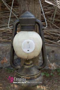 Đèn Đầu Lâu - Ma Đốt Đèn