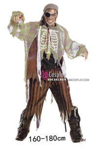 Đồ Ma Cướp Biển Halloween - Zombie Shipmate