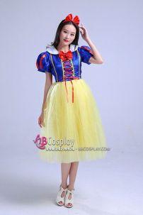 Váy Đầm Công Chúa Bạch Tuyết Giá Rẻ