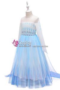 Elsa Trẻ Em Mẫu Mới 2020
