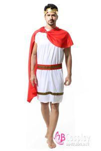 Trang Phục Nam Thần Hermes Hy Lạp