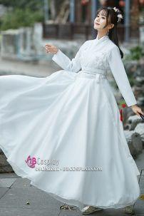 Cô Trang Lữ Khách Mẫu Trắng