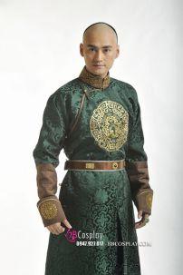 Đồ Nhà Thanh Khang Hy - Xanh Lá