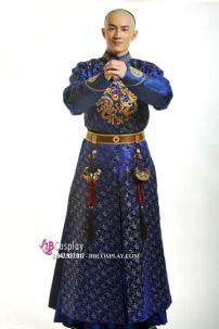 Đồ Nhà Thanh Khang Hy - Màu Xanh Dương