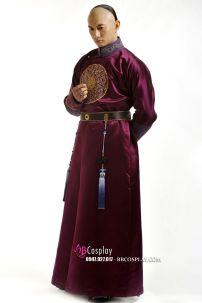 Đồ Nhà Thanh Khang Hy - Tím Nhẹ