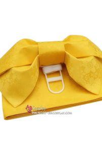 Đai Lưng Kimono Vàng Kim Sa