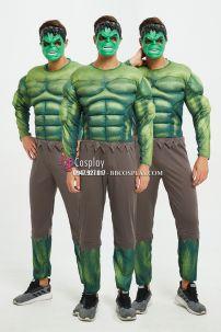 Đồ Người Khổng Lồ Xanh Hulk Cơ Bắp
