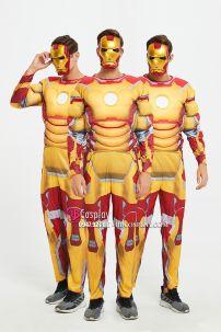 Đồ Ironman Cơ Bắpbarnn Manga