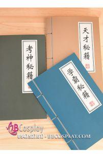 Sách Cổ Trang Bí Kíp Võ Công Tuyệt Học