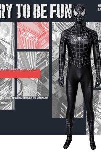 Trang Phục Người Nhện Đen - Avenger Nhện