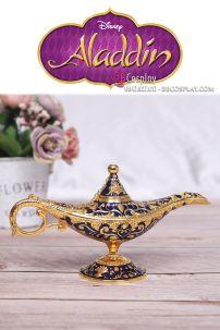 Đèn Thần Aladin Kim Loại Xịn Xò