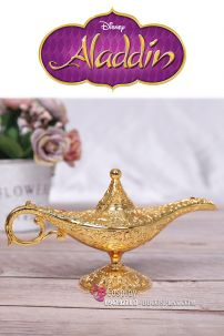Đèn Thần Aladin Kim Loại