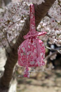 Túi Đi Kèm Kimono Yukata