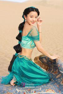 Trang Phục Jasmine Lụa Cao Cấp