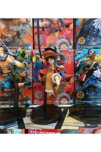 Mô Hình Figure Combo Bộ 3 Anh Em Ace Sabo Luffy - One Piece