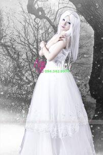 Trang Phục Bà Chúa Tuyết 1