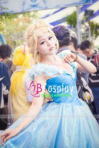 Trang Phục Cinderella 4