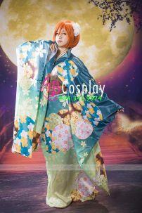 Kimono Love Live Rin Hoshizora