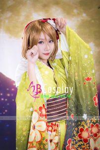 Kimono Hanayo (Lovelive!)