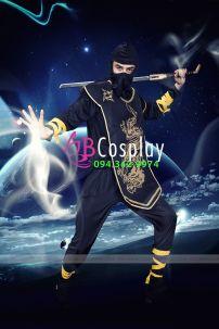 Trang Phục Ninja