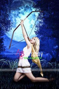 Trang Phục Nữ Thần Hy Lạp 1 (Nữ Thần Artemis)