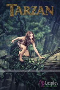 Trang Phục Nữ Tarzan 2