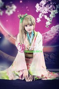 Trang Phục Kotori (Kimono)