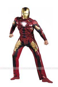 Trang Phục Người Sắt (Iron Man)