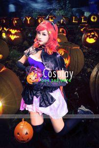Trang Phục Maki (Halloween)