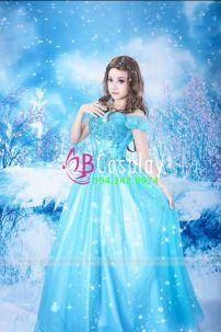 Trang Phục Cinderella (Cô Bé Lọ Lem)