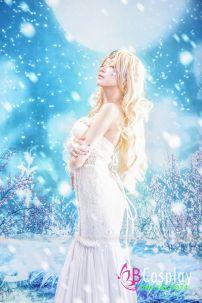 Trang Phục Công Chúa Tuyết 1